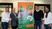 AOK-Firmenlauf Bielefeld geht in die vierte Runde